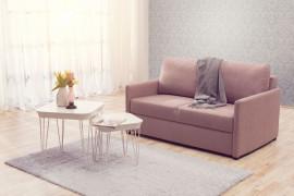 RAITA izvelkams dīvāns uz priekšu