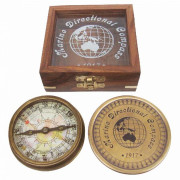 Compass with map dial Nr. 8521