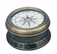 Compass  with glass lid Nr. 8522