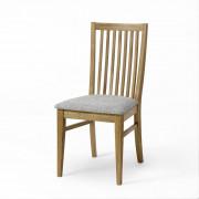Ekliden krēsls ar audumu