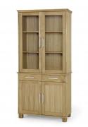 Hovdala vitrīna 2 durvju