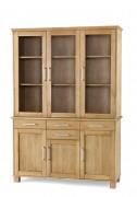 Hovdala vitrīna 3 durvju