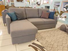 Stūra dīvāns gulēšanai Raita